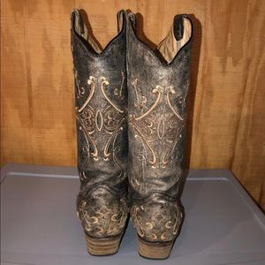 Circle G cowgirl boots